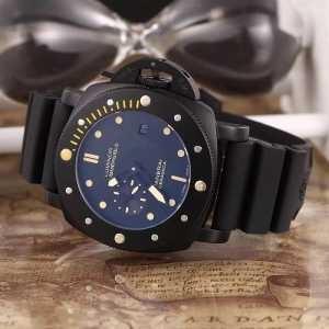 ◆モデル愛用◆  2020 パネライ  PANERAI 3針クロノグラフ 日付表示 腕時計 2色可選(hiibuy.com WzKLTz)-3