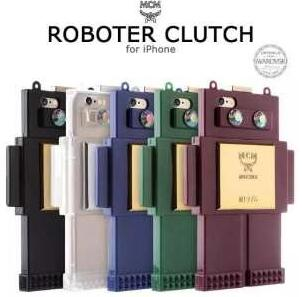 上品に 秋冬 MCM エムシーエム コピー iPhone6 plus/6s plus 便利性のある 専用携帯ケース 5色可選(hiibuy.com SDqGPf)-3