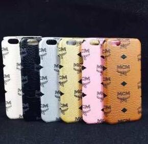 個性的なデザイン 秋冬 MCM エムシーエム  iPhone6 plus/6s plus 専用携帯ケース 多色可選択(hiibuy.com amyqWr)-3