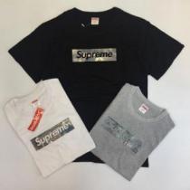 3色可選 おしゃれな夏ファッション2020 リッチな印象に シュプリーム SUPREME 半袖Tシャツ(hiibuy.com iu0jGb)-1