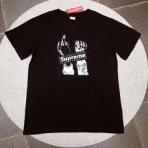 SUPREME 半袖Tシャツ 3色可選 2020春夏の大注目トレンド オシャレ印象で人気の高い シュプリーム(hiibuy.com Sj4f4f)-1