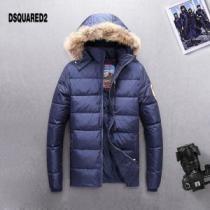 ディースクエアード DSQUARED2  数量限定超特価 有名人愛用 2色可選 ダウンジャケット メンズ(hiibuy.com iuumCi)-1