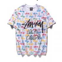 季節限定販売 2020最高ランキング ステューシー STUSSY 半袖Tシャツ(hiibuy.com eCCSLf)-1