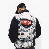 Chic Supreme Astronaut Puffy Jacket ブルゾン ジャケット、上着 ダウンジャケット 【人気ブログ掲載】 2色可選 男女兼用(hiibuy.com j0fWfe)-1