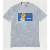 通気性に優れたシュプリーム   ブレッドアロン オシャレ感があるTシャツ  .(hiibuy.com j4X9zu)-1