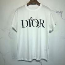 2020SS人気 ディオール 3色可選 DIOR 今回注目する 半袖Tシャツ 2年以上連続1位獲得(hiibuy.com q4XXzq)-1