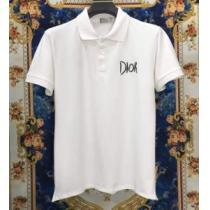 2020モデル 半袖Tシャツ 2色可選 シンプルなファッション ディオール DIOR  ストリート感あふれ(hiibuy.com HPj0bm)-1