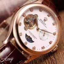 綺麗に決まるフォルム!2020 ROLEX ロレックス 男女兼用腕時計 6色可選(hiibuy.com aqSfGb)-1