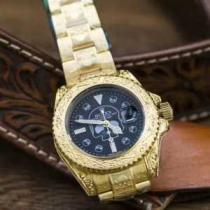 売れ筋! 2020 ロレックス ROLEX 3針クロノグラフ 日付表示 男性用腕時計(hiibuy.com HTriWn)-1