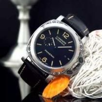 ムダな装飾を排したデザイン 2020  パネライ PANERAI 3針クロノグラフ 日付表示 腕時計(hiibuy.com GHP99b)-1