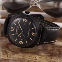 重宝するアイテム 2020 パネライ  PANERAI 3針クロノグラフ 日付表示 腕時計(hiibuy.com Lf8L9b)-1