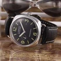 耐久性に優れ 2020 パネライ PANERAI 3針クロノグラフ 日付表示 腕時計(hiibuy.com ObOjWr)-1