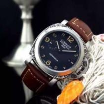 高級感ある2020 パネライ  PANERAI 3針クロノグラフ 日付表示 腕時計(hiibuy.com 5jO5Tn)-1
