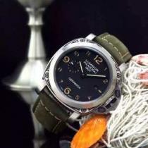 人気 ランキング 2020 パネライ PANERAI 3針クロノグラフ 日付表示 腕時計(hiibuy.com vW5v4v)-1