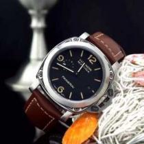 存在感のある 2020 PANERAI パネライ 3針クロノグラフ 日付表示  腕時計(hiibuy.com GXLH5v)-1