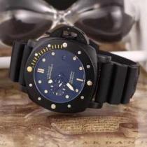 ◆モデル愛用◆  2020 パネライ  PANERAI 3針クロノグラフ 日付表示 腕時計 2色可選(hiibuy.com WzKLTz)-1