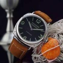 首胸ロゴ 2020 パネライ PANERAI 2針クロノグラフ 腕時計(hiibuy.com uKreOD)-1