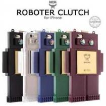 上品に 秋冬 MCM エムシーエム コピー iPhone6 plus/6s plus 便利性のある 専用携帯ケース 5色可選(hiibuy.com SDqGPf)-1
