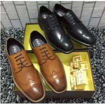 上質上品 2020 PRADA プラダ 優しい履き心地 レザーシューズ靴 2色可選(hiibuy.com 85n0na)-1
