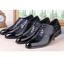 独特な高級感  2020 PRADA プラダ レザーシューズ靴 2色可選(hiibuy.com iK1Lre)-1