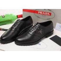 新作  2020 PRADA プラダ 高級感がある レザーシューズ靴(hiibuy.com 4jKv4f)-1